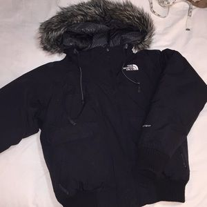 Jackets & Blazers - women's north face down jacket.